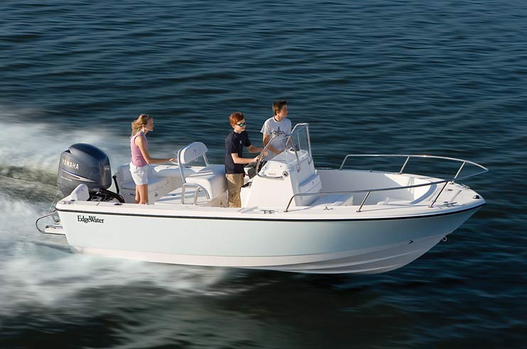 188CC CENTER CONSOLE - Bell Hart Marine Services