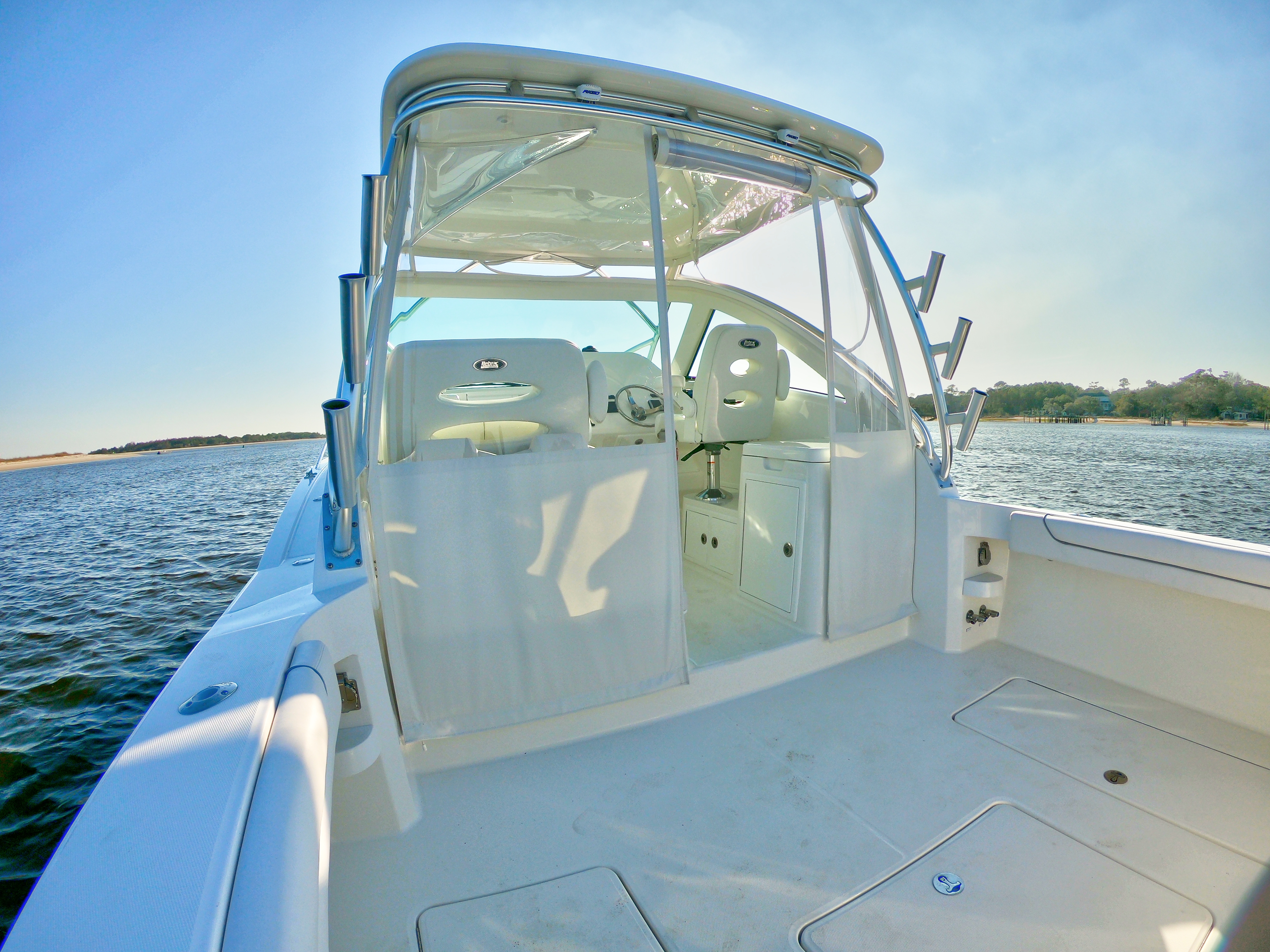 Edgewater Boats Archives - Bell Hart Marine Services